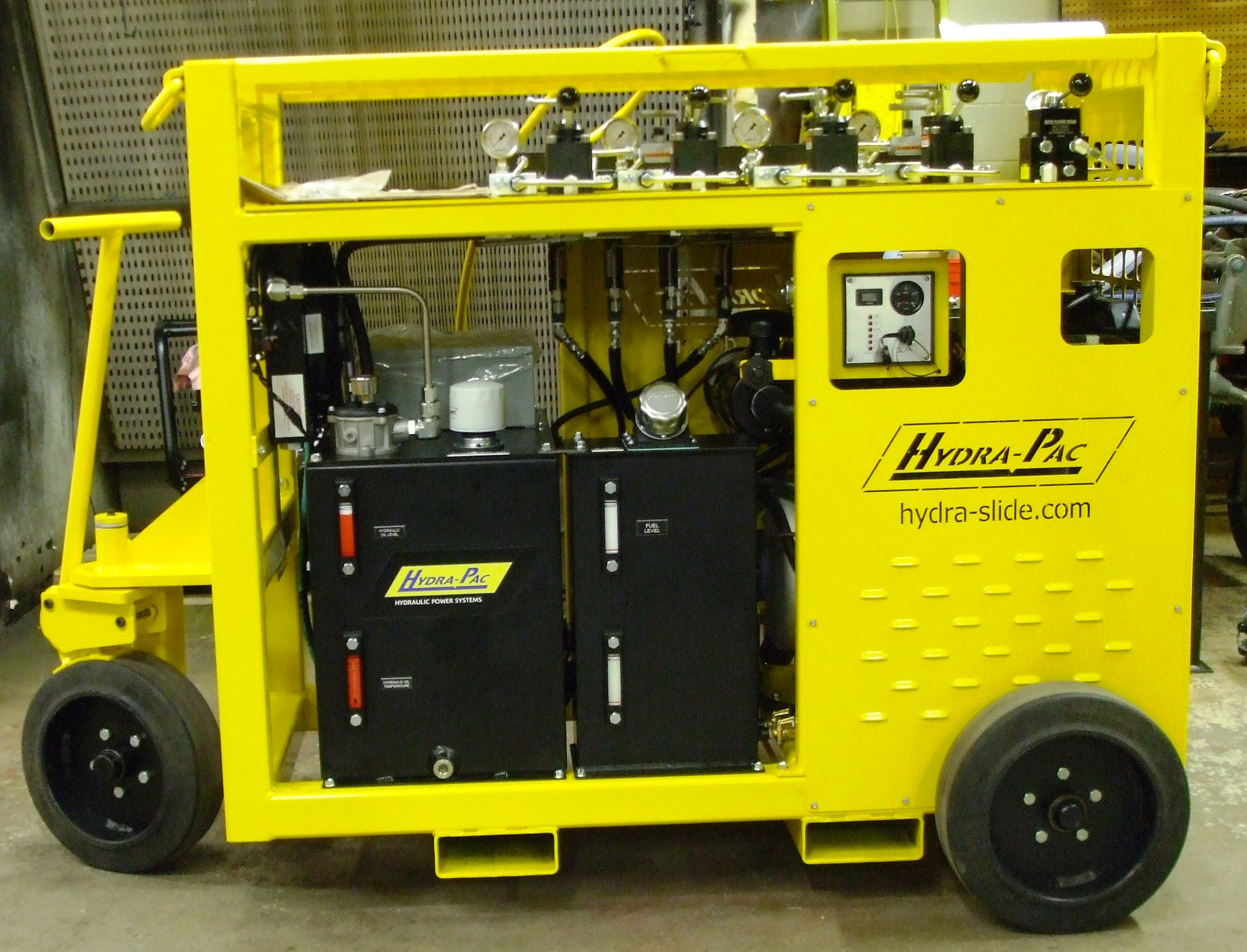 Portable Hydraulic Station